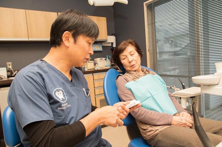 患者さんの状況に応じてピッタリの入れ歯をご提案